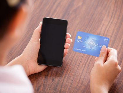 Reading Credit Cards Using a Mobile Phone